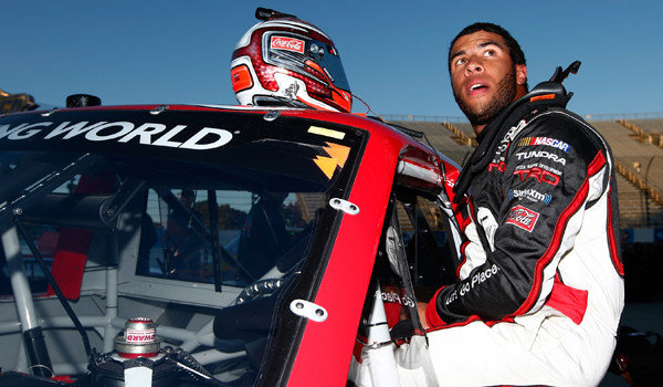 first black driver in nascar