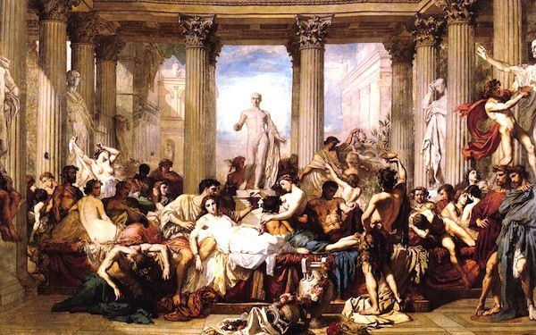 blindly celebrating savagery: the festival of lupercalia & the, Ideas